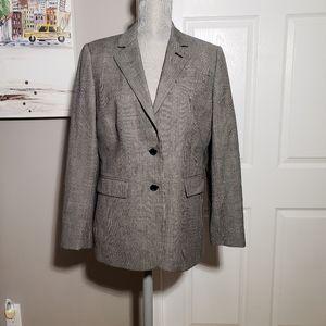 BROOKS BROTHERS 100% wool plaid suit